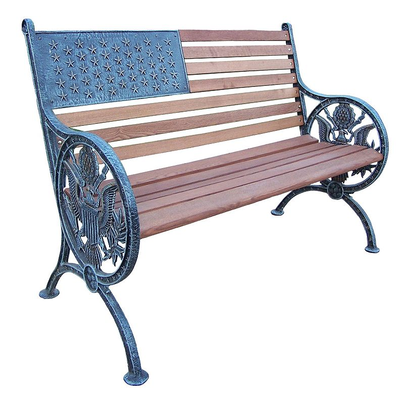 Proud American Bench