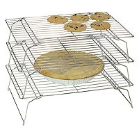 Ironwood Gourmet Stackable Cooling Rack Set