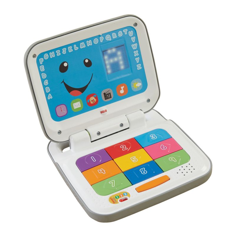 Fisher-Price Smart Stages Laptop, Multicolor