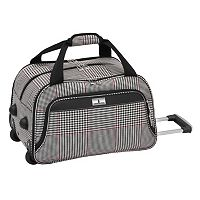 London Fog Andover 19-Inch Wheeled Club Bag