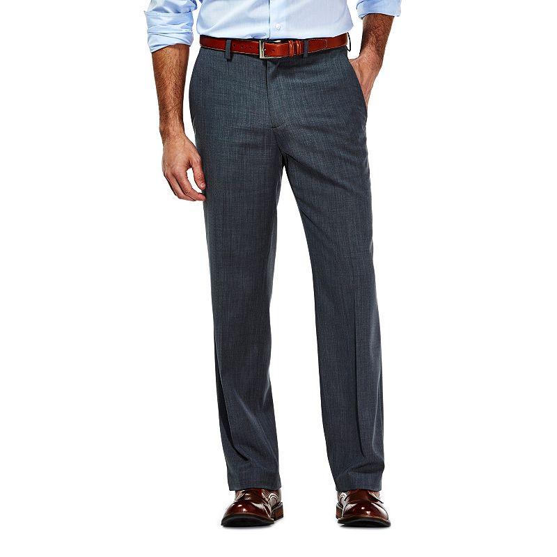 Men's Haggar Travel Classic-Fit Graphite Performance Suit Pants