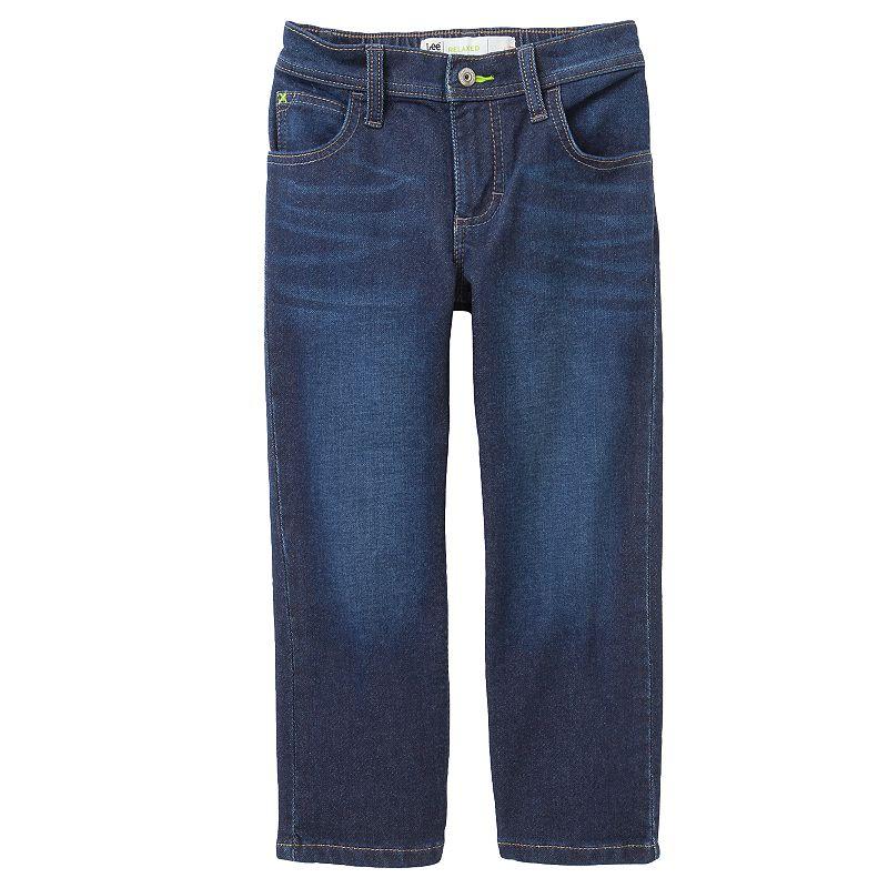 Boys 4-7x Lee Knit Jeans