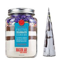 Mason Jar Cookie Company 20.2-oz. Pouch Festive Celebrate! Cookie Mix