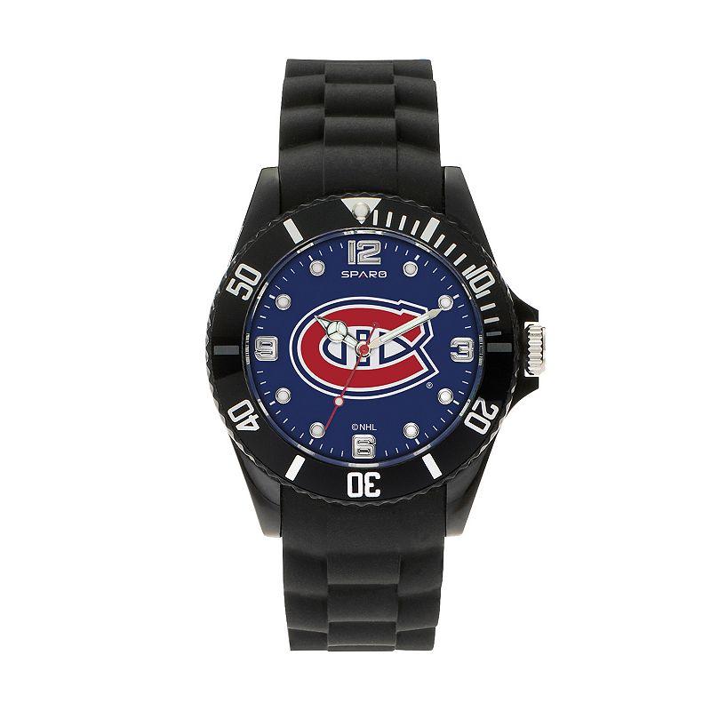 Sparo Men's Spirit Montreal Canadiens Watch