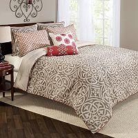 Wild Olive Sutton 7-pc. Comforter Set