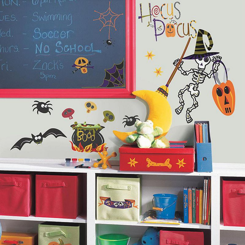 Happy Halloween Wall Decals