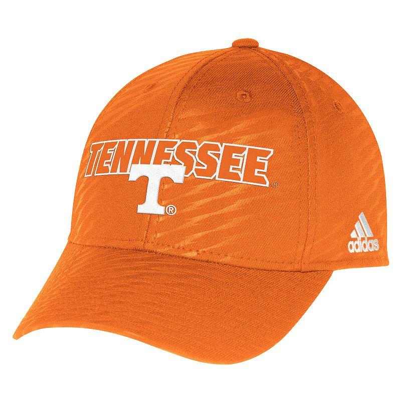Adult adidas Tennessee Volunteers Travel Flex-Fit Cap