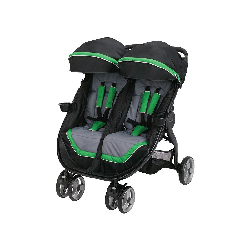 Graco FastAction Fold Duo Click Connect Stroller