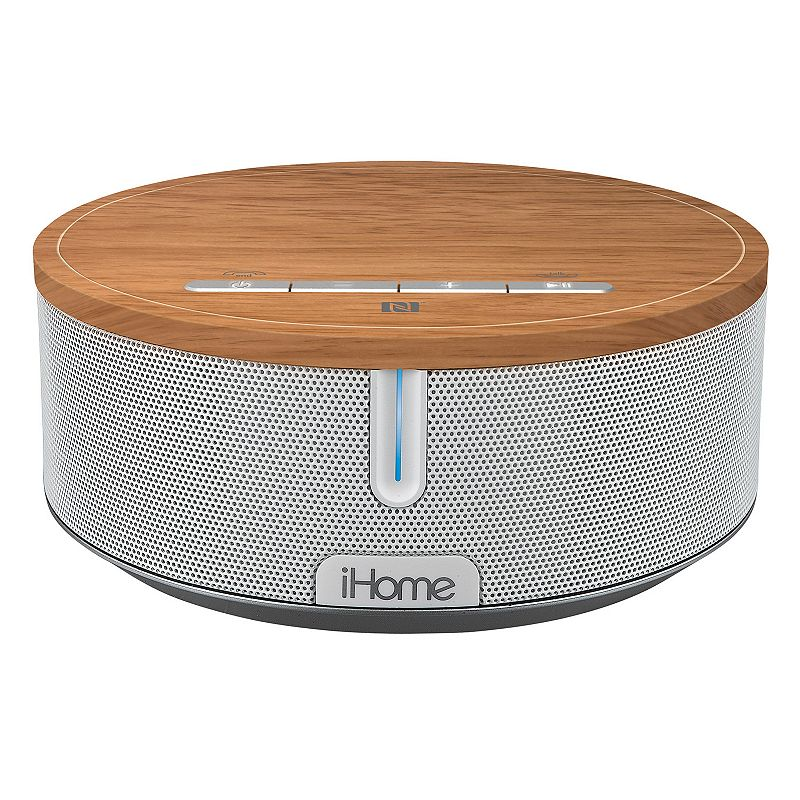 iHome Wireless Bluetooth Speaker and Speakerphone