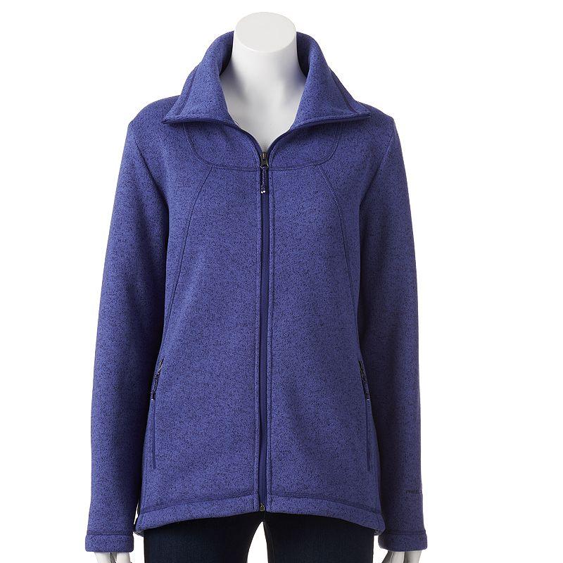 Women's Free Country Sweater Fleece Jacket