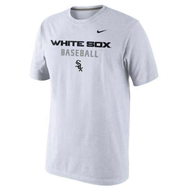 Nike Chicago White Sox Practice Tee 1.5 - Men