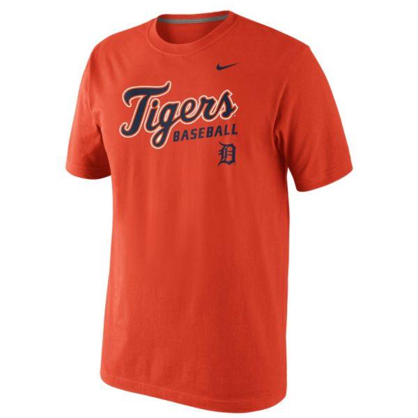 Nike Detroit Tigers Practice Tee 1.5 - Men
