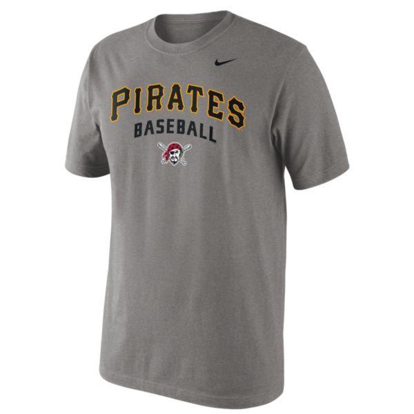Nike Pittsburgh Pirates Practice Tee 1.5 - Men