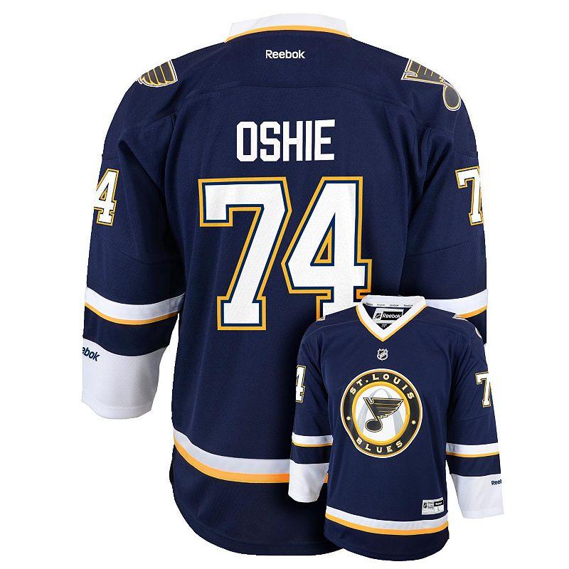 Boys 8-20 Reebok St. Louis Blues TJ Oshie NHL Jersey