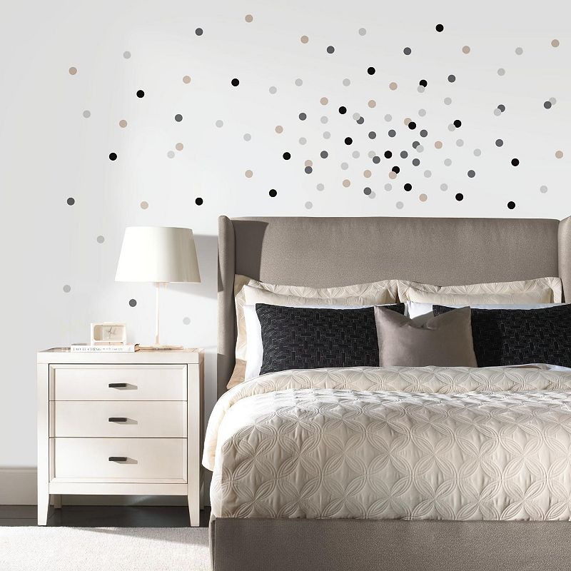 Confetti Dot Large Wall Decals