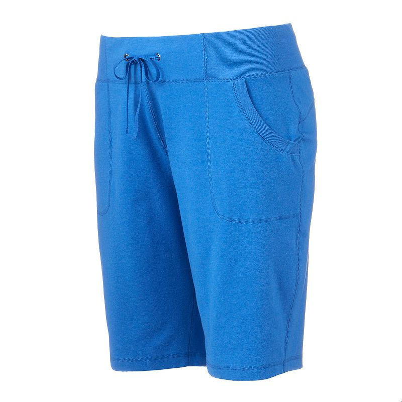 Plus Size Tek Gear® Core Lifestyle Bermuda Shorts