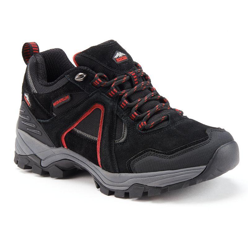 Pacific Trail Raker Men's Light Water-Repellant Hiking Shoes