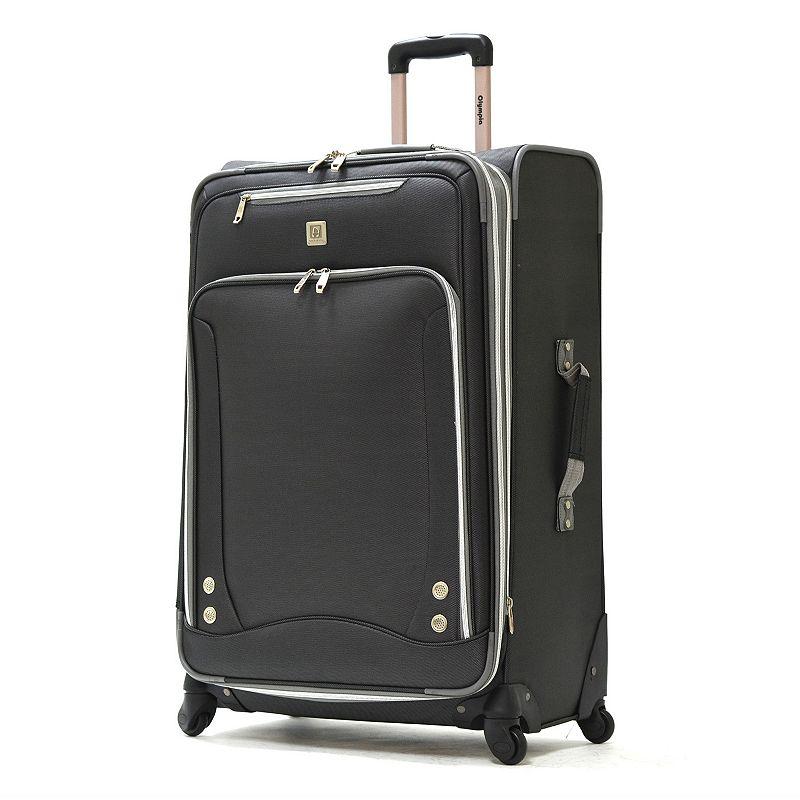 Olympia Skyhawk 26-Inch Spinner Luggage