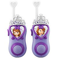 Disney Sofia the First Tiara Talk Walkie Talkies