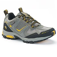 Pacific Trail Cinder Men's Water-Repellant Trail Running Shoes
