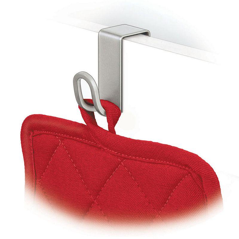 Lynk 4-pk. Over-the-Cabinet Hooks