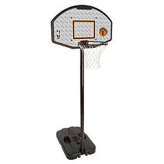 Spalding 44-in. Eco-Composite Portable Basketball Hoop Youth