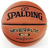 Spalding 28.5-in. NBA Neverflat Basketball - Women's / Intermediate