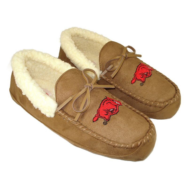 Men's Arkansas Razorbacks Juno Moccasin