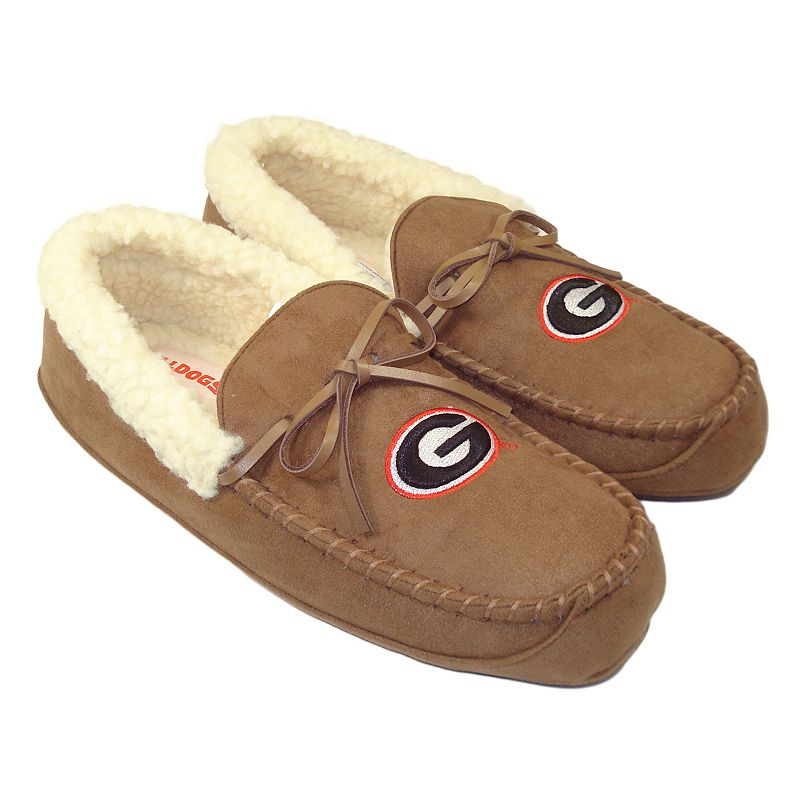 Men's Georgia Bulldogs Juno Moccasin