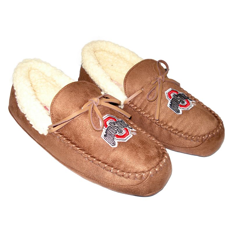 Men's Ohio State Buckeyes Juno Moccasin