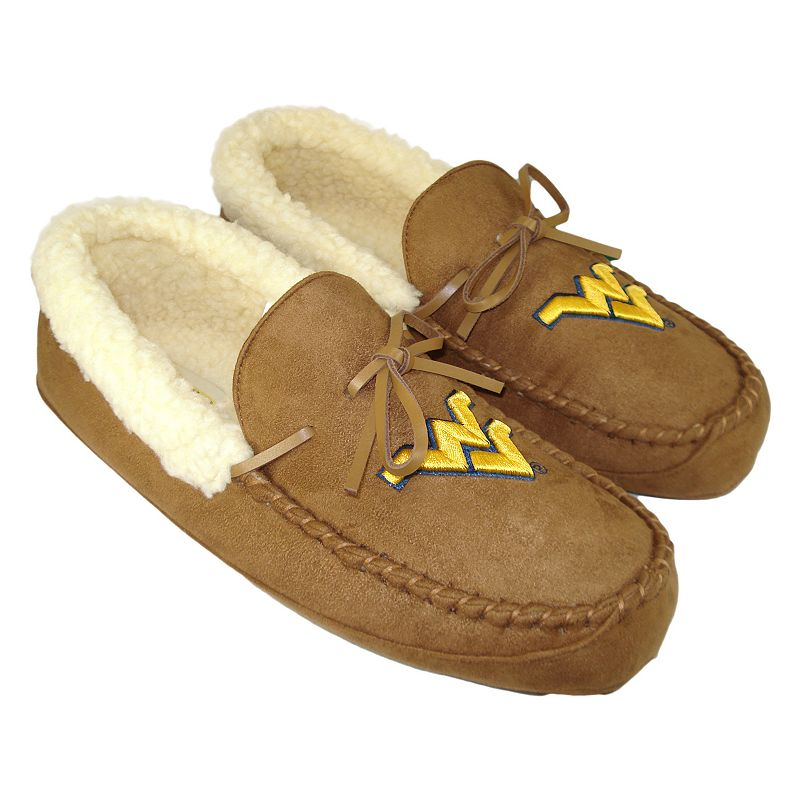 Men's West Virginia Mountaineers Juno Moccasin