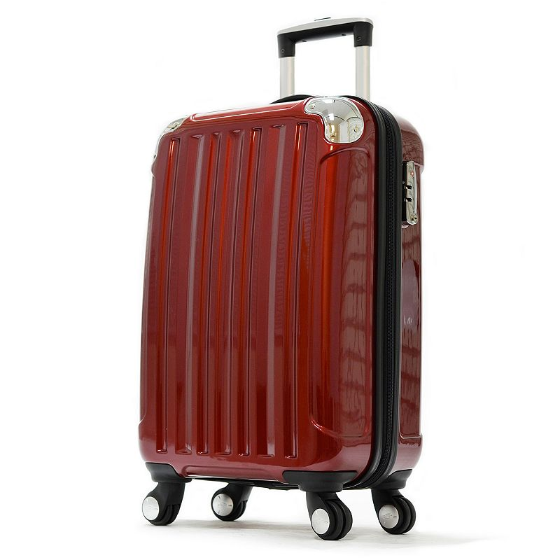 Olympia Stanton 21-Inch Hardside Spinner Carry-On