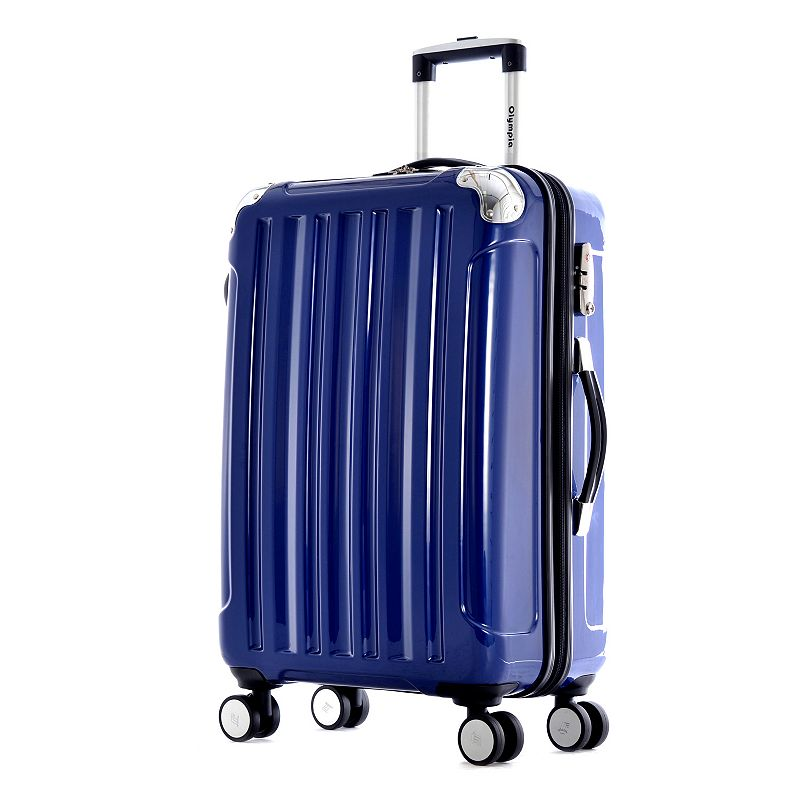Olympia Stanton 25-Inch Hardside Spinner Luggage