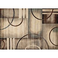 Quicksilver Transitions Geometric Rug