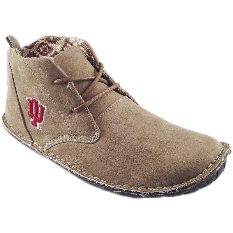 Men's Indiana Hoosiers 2-Eye Chukka Boots
