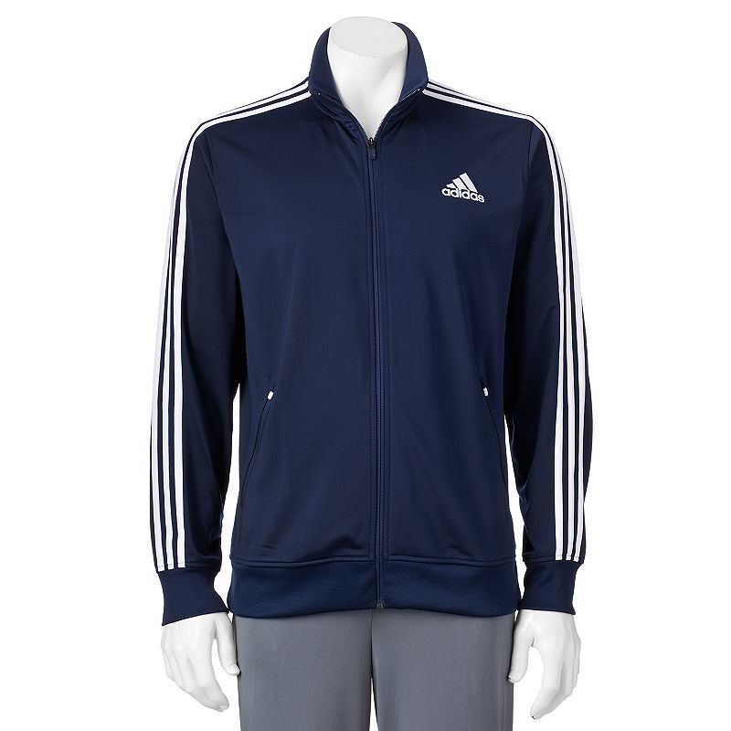 Big & Tall adidas Essential Track Jacket