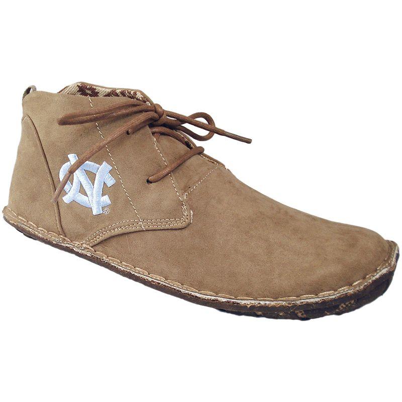 Men's North Carolina Tar Heels 2-Eye Chukka Boots