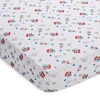 Breathable Baby Printed Breathable Sheet
