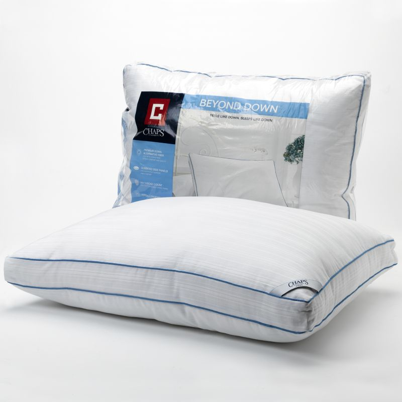 Chaps Home 300 Thread Count Firm Beyond Down Pillow