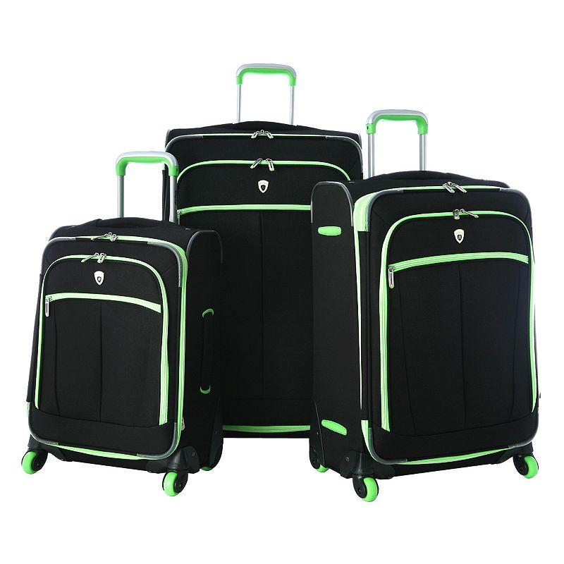 Olympia Evansville 3-Piece Luggage Set