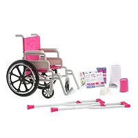 Be My Girl Urgent Care Play Set