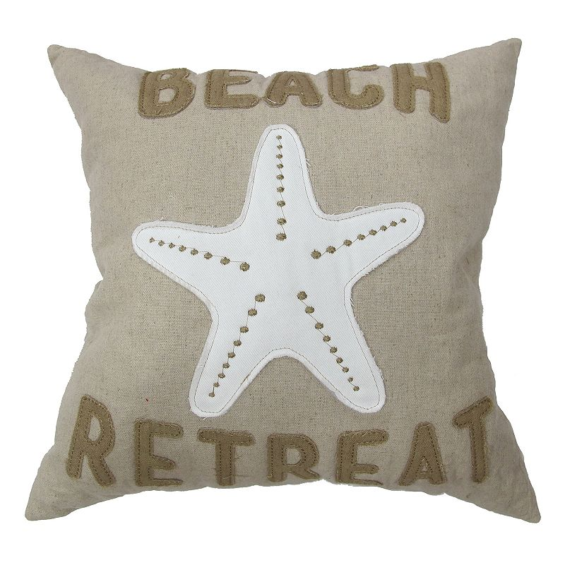 Kohls Nautical Throw Pillows : SONOMA life + style Beach Retreat Throw Pillow