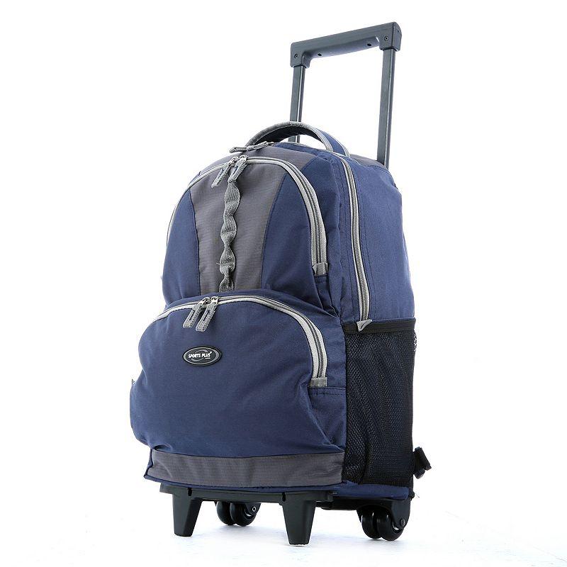 Olympia 18-inch Wheeled Backpack