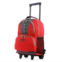 Olympia 18-inch Wheeled Backpack