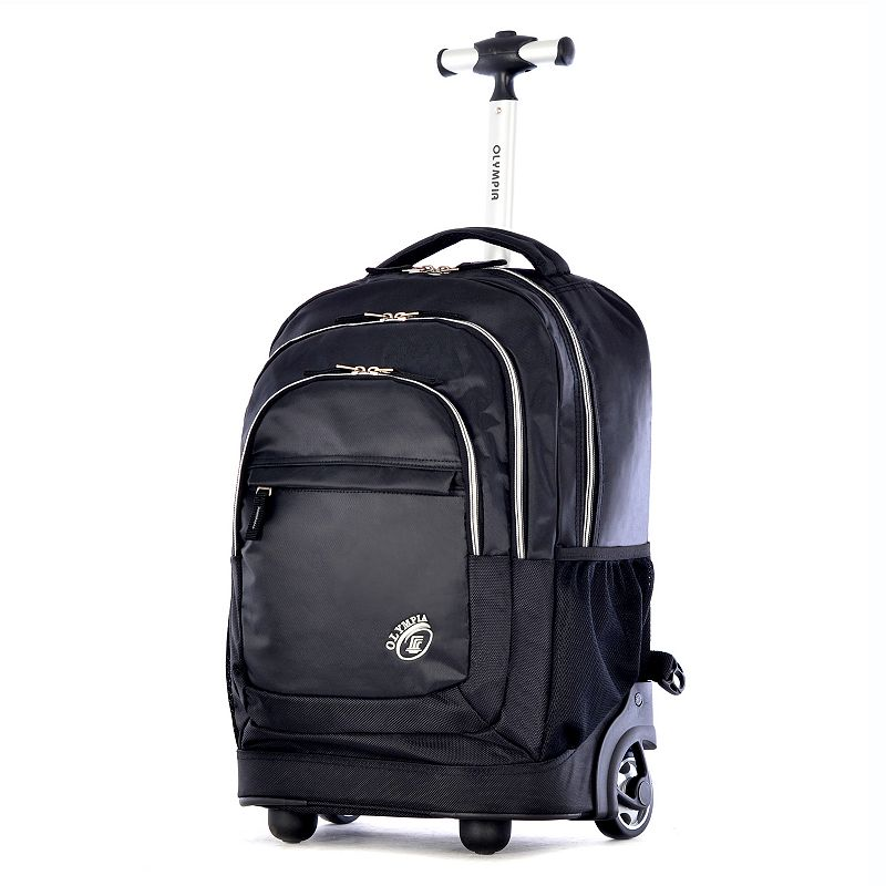 Olympia Gen-X 20-inch Wheeled Backpack