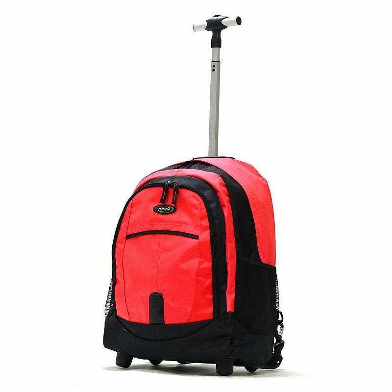 Olympia 19-Inch Wheeled Backpack
