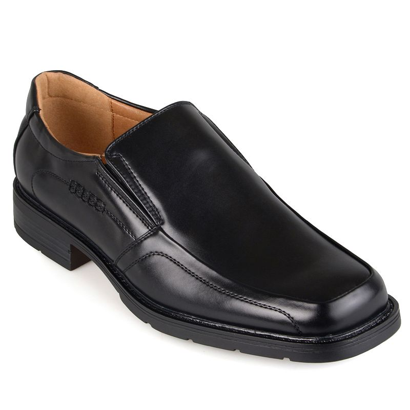 Oxford and Finch Men's Square Toe Slip-on Loafers