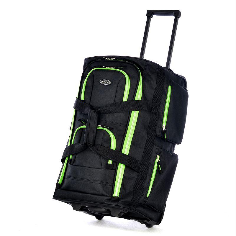 Olympia 22-Inch Rolling Duffel Bag