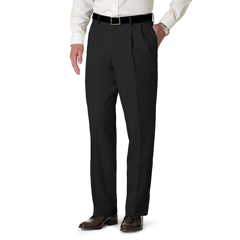 Men's Dockers® Relaxed-Fit Iron-Free Stretch Pleated Pants