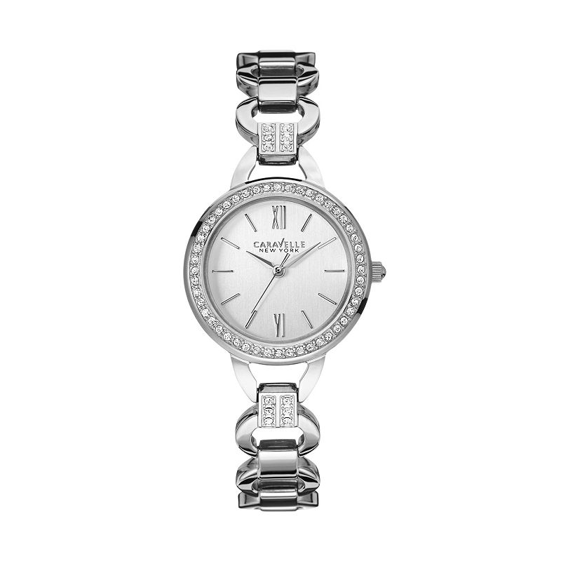 Caravelle New York by Bulova Women's Stainless Steel Watch - 43L180